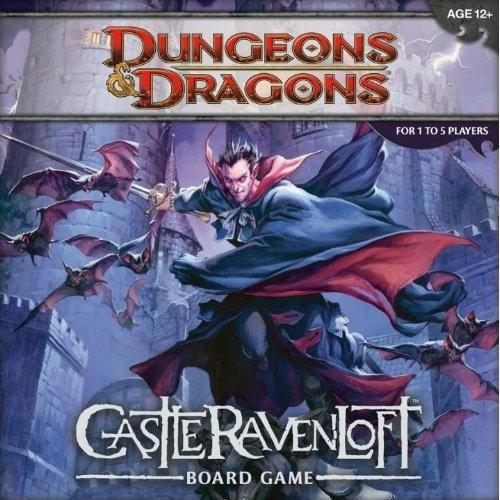 Dungeons and Dragons Castle Ravenloft