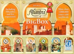 Board game Alhambra Big Box