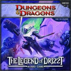 Dungeons and Dragons The Legend of Drizzt