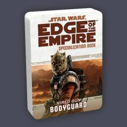 Star Wars Edge of The Empire: Bodyguard Specialization Deck