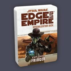 Star Wars Edge of The Empire: Fringer Specialization Deck