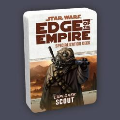 Star Wars Edge of the Empire: Scout Specialization Deck
