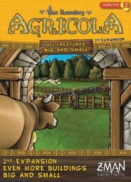 Agricola: Even More Buildigs Big and Small