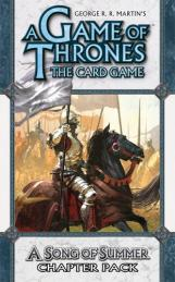 A Game of Thrones LCG: A Song of Summer (Chapter Pack)