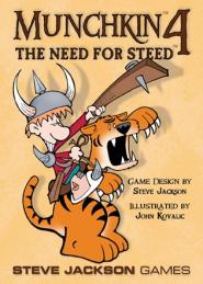 Munchkin: The Need for Steed