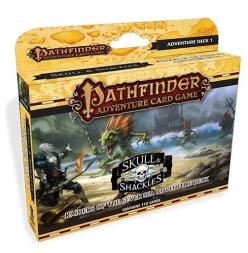 Pathfinder Adventure Card Game - Skull & Shackles: Raiders of the Fever Sea
