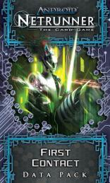 Android Netrunner: First Contact (Data Pack)