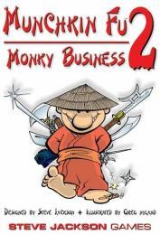 Munchkin Fu 2 Monkey Bussines