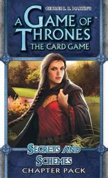 A Game of Thrones LCG - Secrets and Schemes (Chapter Pack)