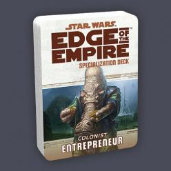 Star Wars Edge of the Empire: Entrepreneur Specialization Deck