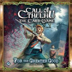 Call of Cthulhu: The Card Game - For The Greater Good (Deluxe Pack)