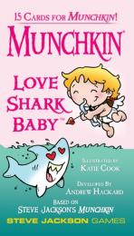 Munchkin Love Shark - booster
