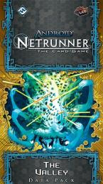 Android Netrunner - The Valley (Data Pack)