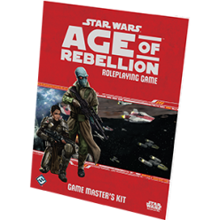 Star Wars: Age of Rebellion - GM Kit