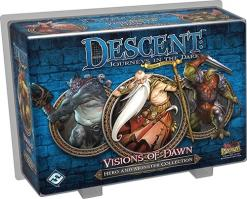 Descent Journeys in the Dark Visions of Dawn expansion