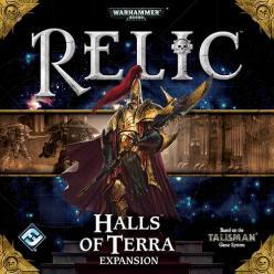 Joc Relic Halls of Terra