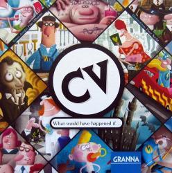 CV + carti promo