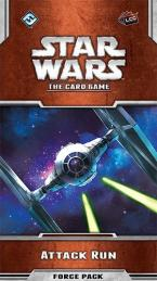 Star Wars The Card Game Attack Run Force Pack