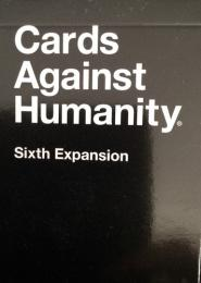 Cards Against Humanity Expansion 6 US