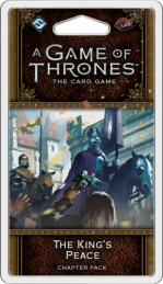 A Game of Thrones LCG - The King's Peace