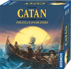 Catan: Pirati si Exploratori