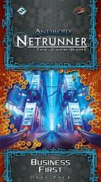 Android Netrunner Business First Data Pack