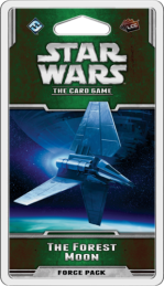 Star Wars The Card Game The Forest Moon Force Pack