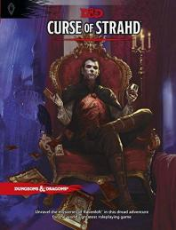Dungeons and Dragons Adventure: Curse of Strahd