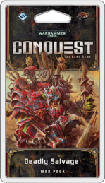 Warhammer 40,000: Conquest LCG: Deadly Salvage War Pack
