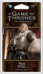 A Game of Thrones LCG 2nd Edition: True Steel Chapter Pack