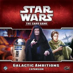 Star Wars LCG - Galactic Ambitions Deluxe Expansion