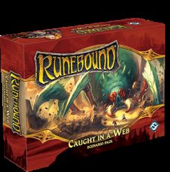RuneBound 3rd Ed: Caught in a Web Scenario Pack