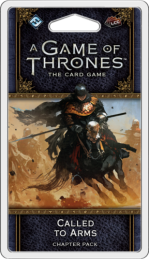 A Game of Thrones LCG 2ed: Called to Arms Chapter Pack