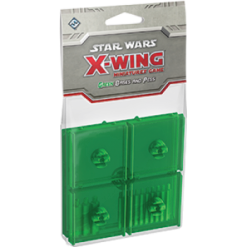 Star Wars X-Wing: Green Bases and Pegs Expansion Pack