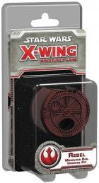 FFG - Star Wars X-Wing: Rebel Maneuver Dial Upgrade Kit