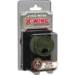 FFG - Star Wars X-Wing: Scum Maneuver Dial Upgrade Kit