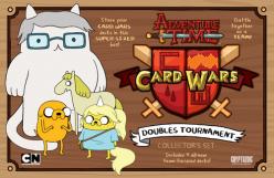 Adventure Time Cards Wars Doubles Tournament
