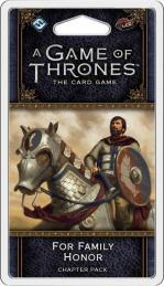 A Game of Thrones LCG 2nd Edition: For Family Honor Chapter Pack