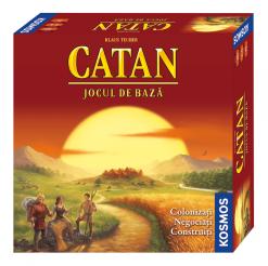 Colonistii din Catan- baza