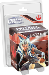 Star Wars: Imperial Assault – Ahsoka Tano Ally Pack