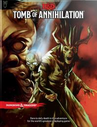 Dungeons and Dragons RPG - Tomb of Annihilation