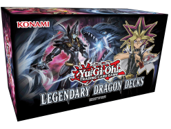Yu-Gi-Oh! Trading Card Game - Legendary Dragon Decks