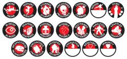 Dungeons and Dragons: Character Token Set