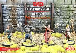 Dungeons and Dragons Collectors Series: Heroes of Neverwinter