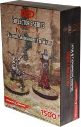 Dungeons and Dragons Collectors Series: Neverwinter - Valindra Shadowmantle and Wight