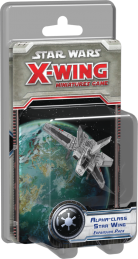 Star Wars: X-Wing Miniatures Game – Alpha-Class Star Wing Expansion Pack