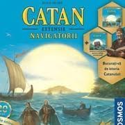 Colonistii din Catan: Navigatorii