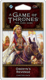 A Game of Thrones: The Card Game (Second Edition) – Oberyns Revenge