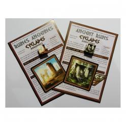 Cyclades Monuments Goodies - Ancient Ruins