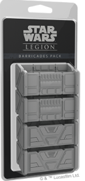 Star Wars Legion - Barricades Pack